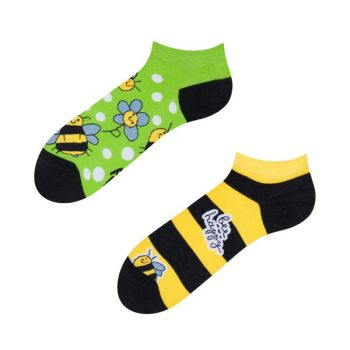 Good Mood Sneaker Sokken Bee Happy