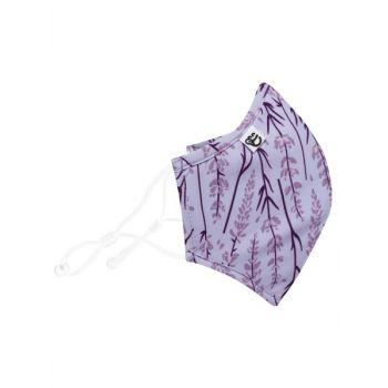 Antibacterieel Mondkapje Lavendel - Volwassenen