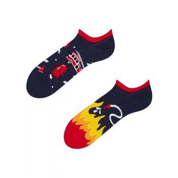 Good Mood Sneaker Sokken Brandweer