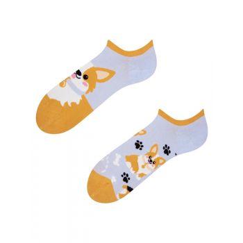 Good Mood Sneaker Sokken Corgi Hond