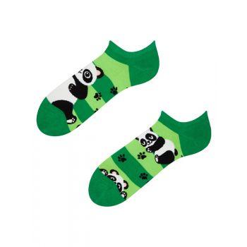Good Mood Sneaker Sokken Panda en Strepen