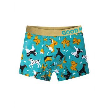 Good Mood Jongens Boxer Hondenvrienden