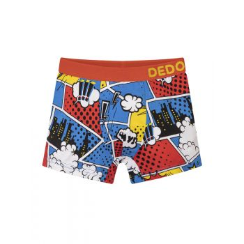 Good Mood Jongens Boxer Kleurrijke Strips