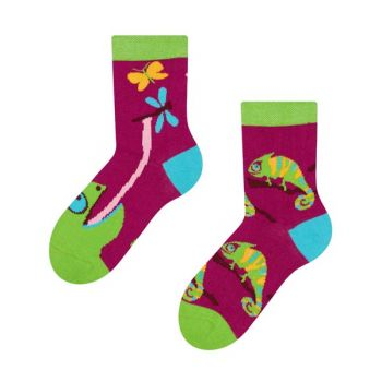Good Mood Kinder Sokken Kameleon