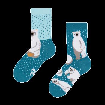 Good Mood Kinder Sokken IJsberen