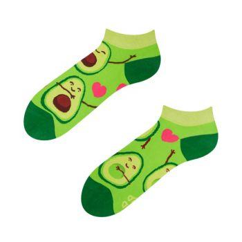 Good Mood Sneaker Sokken Avocado