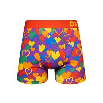Good Mood Heren Boxer Meerkleurige Liefde