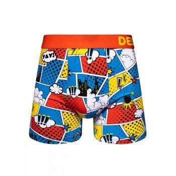 Good Mood Heren Boxer Kleurrijke Strips