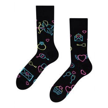 Good Mood Sokken Neon Love