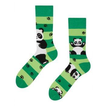 Good Mood Sokken Panda & Stripes