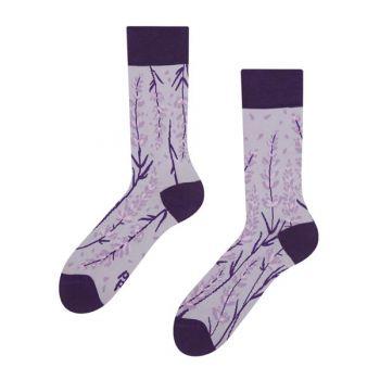 Good Mood Bamboe Sokken Lavendel