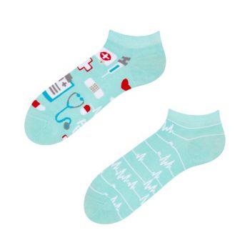 Good Mood Sneaker Sokken Medicijn