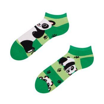 Good Mood Lage Sokken Panda & Strepen