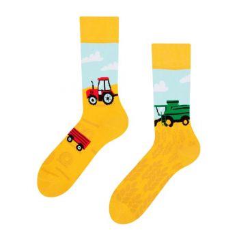 Good Mood Sokken Tractor