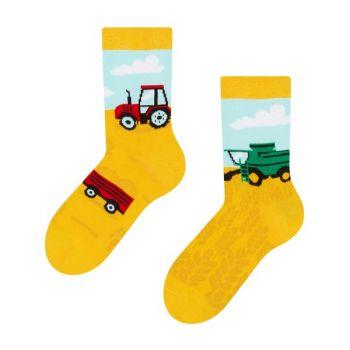 Good Mood Kinder Sokken Tractor